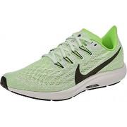 Nike Air Zoom Pegasus 36--003 Tenis para Correr para Hombre, Color Phantom/Ridgerock-Electric Green, 10.5