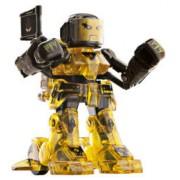 Tomy Robot boxeur télécommandé Battroborg - Jaune or
