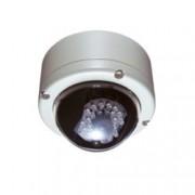 IP камера Vivotek FD6122V, куполна, 704х576@30FPS, 3,6mm обектив, MPEG-4, MJPEG, външна, вандалоустойчива, IP66