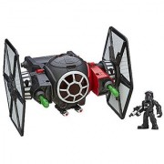 Playskool Heroes Galactic Heroes Star Wars First Order Special Forces TIE Fighter