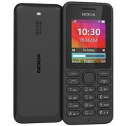 Refurbished Nokia 130 Dual Sim Black Mobile