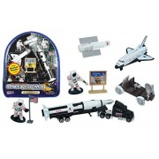WowToyz Mochila Playset -, Orbitador Espacial, X-Small Backpack