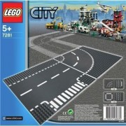 LEGO® CITY SINE CURBE - 7281