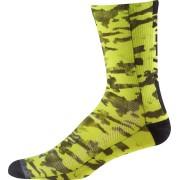 Fox Creo Trail 8 Calcetines Negro Amarillo S M