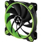 Ventilator Arctic fan BioniX120 Green PWM PST (120x120x25mm)