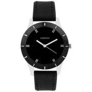 Laurels Black Color Analog Women's Watch With Strap: LWW-COLORS-020207