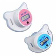 Babyuitsteeksel Thermometer Termometro Babyfopspeen LCD Digitale Mond Tepel Fopspeen Chupeta Termometro Testa MyXL