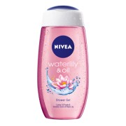 ДУШ ГЕЛ WATER LILY OIL 250ML NIVEA