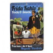 Frida Kahlo s Frocks Smocks Magnetic Dress-Up Set