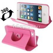 Husa iPhone 5, 5S, 5SE Sun R-360 Pink