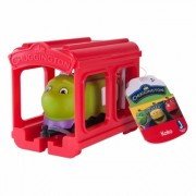 Set locomotiva si garaj Koko Chuggington