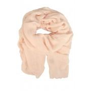 Fonzie elegantní šál světle oranžová
