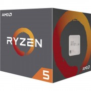 AMD Ryzen™ 5 2600 6 x 3.4 GHz Hexa Core procesor (cpu) wof Baza: AMD AM4 65 W