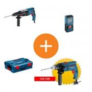 Set alata na promociji GBH 2-28 F + GLM 30 u koferu Bosch