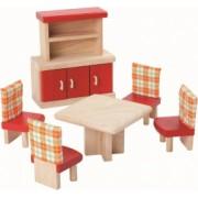 Mobilier pentru casuta papusii - dining room