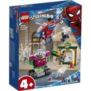 Lego Super Heroes (76149). La minaccia di Mysterio