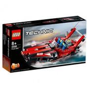 LEGO Technic 2 in 1, Barca cu motor 42089