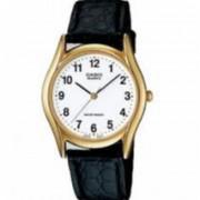 Reloj CASIO De Cuero Para Caballero MTP1094Q-7B1