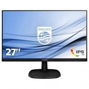 Philips 273V7QDAB / 00 68 cm (27 inch) monitor (VGA, DVI, HDMI, reactietijd 5 ms, 1920 x 1080, 60 Hz, met luidspreker) zwart