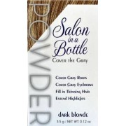 Salon in a Bottle Powder Dark Blond 3,5g