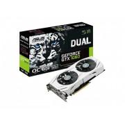 Grafička kartica GeForce GTX1060 Asus 6GB Dual DDR5, 2xHDMI/DVI-D/2xDP/192bit/DUAL-GTX1060-6G