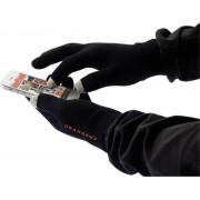 Orange85 Smartphone Handschoenen - Touchscreen handschoen - Unisex - Zwart - Dames en heren - Winter - Maat M