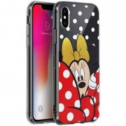Disney Capa Disney Minnie Mouse Transparente para iPhone X/XS