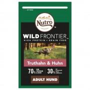 1,5кг Adult Wild Frontier Nutro, суха храна за кучета с пилешко и пуешко