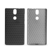 Ultra Thin Anti-Scratch Metal Spray Paint Hard PC Protective Case For UMIDIGI Crystal