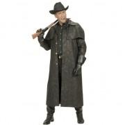 Geen Lange heren jas voor Cowboys kostuum