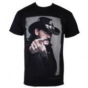 tricou stil metal bărbați Motörhead - Lemmy Pointing Photo - ROCK OFF - LEMTS05MB