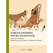 La Fontaine - Fables Choisies Pour Les Enfants, Paperback/La Fontaine-J