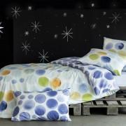 Unigro Dekbedovertrekset Constellation 2 personen 240 x 220 cm + 2 slopen