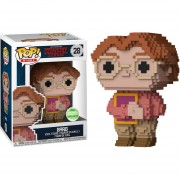 Funko Pop 8-bit Barb Stranger Things Eccc Spring Convention
