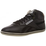 Reebok Classics Men's Cl Exoplimsole Mid Black,Walnut,Washed Green,Paperwhite and Chalk Gore-Tex Sneakers- 7 Uk