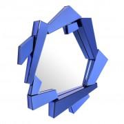 Oglinda LUX Cellino albastru