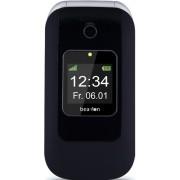 Bea-Fon Beafon GSM SL670 - Telefoon - Zwart/Zilver