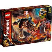 Lego Ninjago (71719). Creatura Mino di Zane