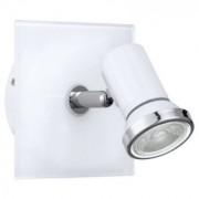 Aplica Eglo Tamara 1 alb-crom 3,3W -95993
