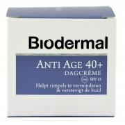 Biodermal - Anti Age Dagcrème 40+ - 50 ml