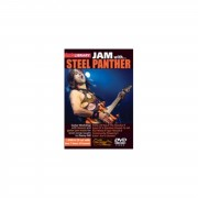 Roadrock International Lick Library: Jam With Steel Panther DVD, CD