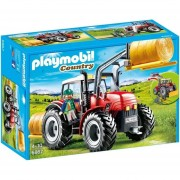 Tractor De Granja Playmobil Vehiculo Country - 6867