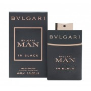 Bulgari man in black 60 ml eau de parfum edp profumo uomo