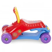 Kikka Boo guralica RIDE-ON 3 U 1 RED BLUE (31006030023)