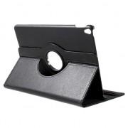 GadgetBay Housse en cuir iPad Pro pivotante de 10,5 pouces - Black Standard