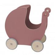 Sebra Poppenwagen speelgoed roze