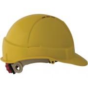 Casca de protectie Ardon SH-1 cu fixare in 6 puncte, culoare galben