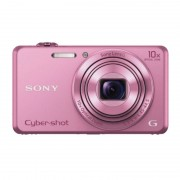Sony DSC-WX220 18.2MP Wifi NFC Rosa