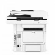 HP LaserJet Managed Enterprise Flow MFP M527cm Laser A4 Nero, Bianco