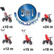Tricicleta 5 In 1 Urban Trike